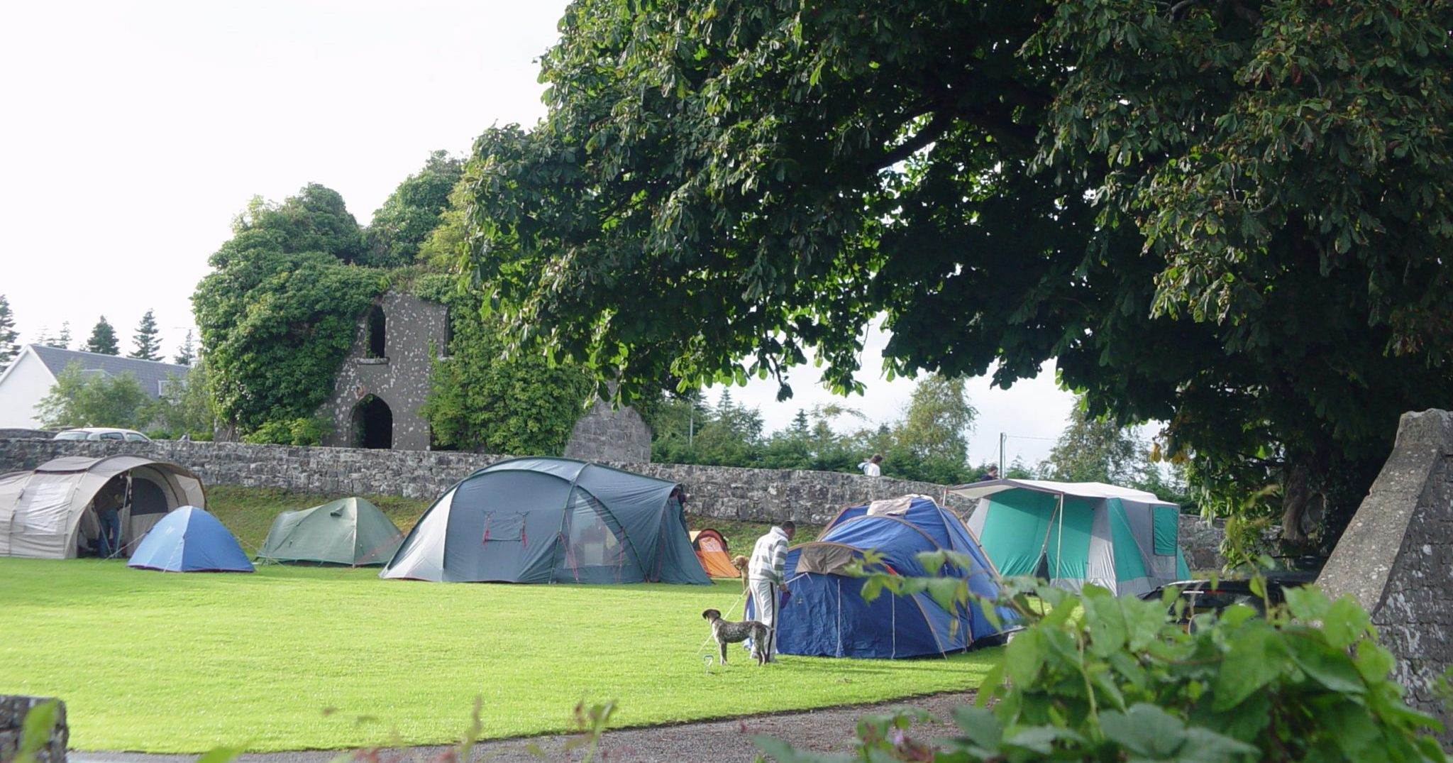 Campsites: 10 best sites in Ireland - uselesspenguin.co.uk